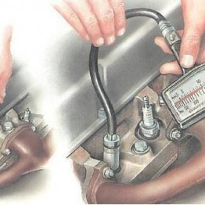 Как можно проверить компрессию в дизельном двигателе