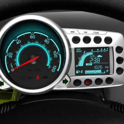 Chevrolet spark тюнинг двигателя