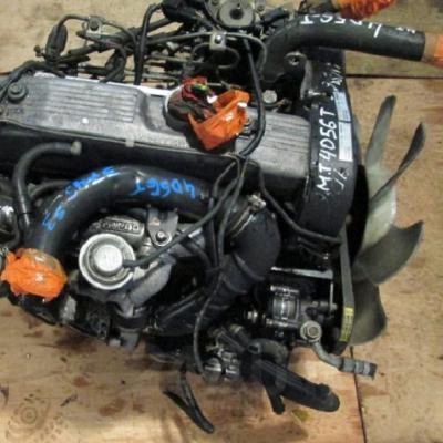 Руководство по ремонту и эксплуатации двигателя 4d56