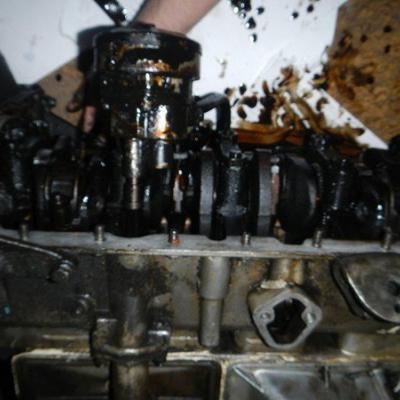 Как снять двигатель на уаз буханка инжектор