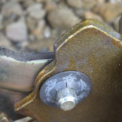 Сузуки гранд витара замена задних тормозных барабанов