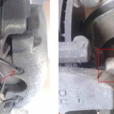 Замена тормозных колодок форд фокус хэтчбек видео
