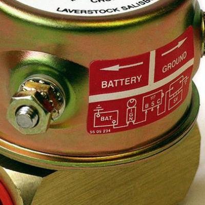 Где стоит электромагнитный клапан на дизеле
