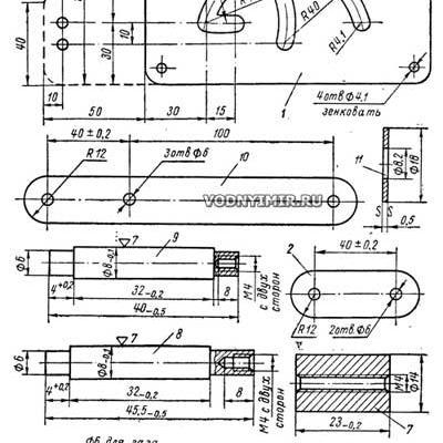 Как подключить дистанцию к лодочному мотору