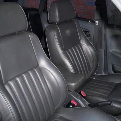 Замена передних сидений на лада гранта